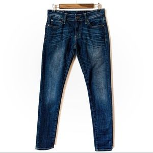 Ralph Lauren Denim and Supply Skinny Jeans Dark